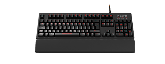 Fnatic RUSH Gaming Keyboard